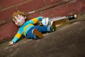 Причины детского пьянства