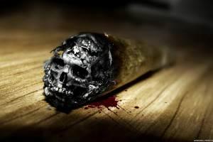Курение-зло