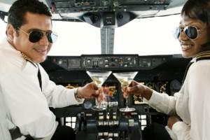 Пилоты и алкоголь