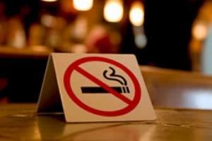 Список стран, где запрещено курить