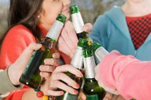 Признаки бытового пьянства