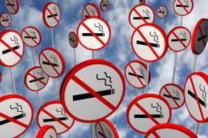 Запрет курения в Англии