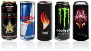 Энергетические напитки опасны
