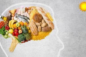 Мозг из еды