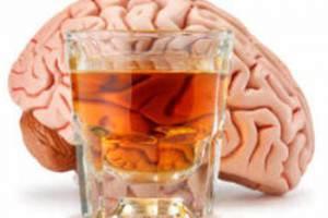 Алкоголь и мозг