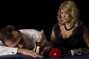 Муж - алкоголик
