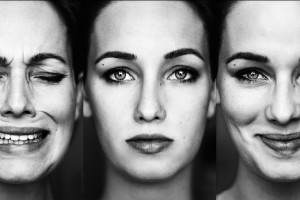Эмоции женщины