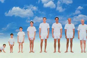 Люди разного возраста