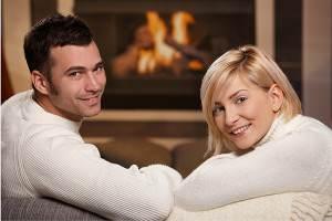 Муж с женой