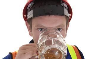 Самые пьющие профессии - фото