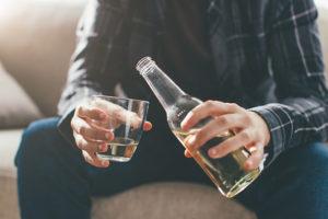состояние алкогольной зависимости