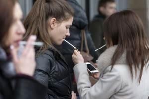 Тонкие сигареты могут попасть под запрет - фото