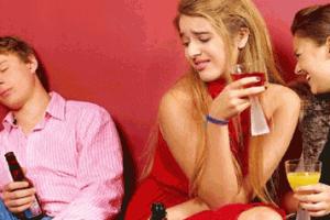 Как алкоголь влияет на мозг подростка