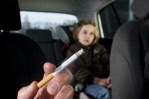 курящие родители - бесплодные дети