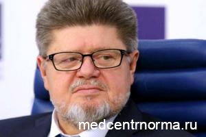 Главный внештатный психиатр-нарколог Минздрава России Евгений Брюн